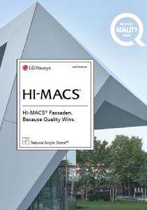 hi-macs-fassaden