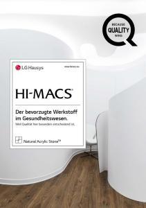 hi-macs-healthcare